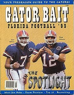 Gator Bait Florida Football Preseason Guide NCAA 1999-Jesse Palmer-FN