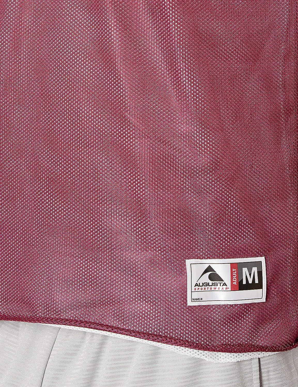 Augusta Sportswear Mens Reversible Mini Mesh Leauge Tank