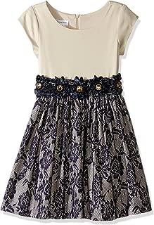Little Girls' Lace Party Dress