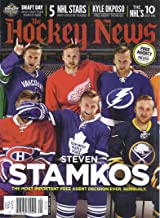 The Hockey News Magazine (june 20, 2016 - Free Agency Preview)