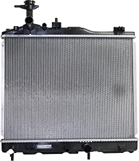 Radiator For 13469 14-18 Mitsubishi Mirage 17-18 Mirage G4 1.2L L3 Automatic