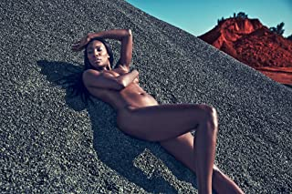 Venus Williams Poster Photo Limited Print Women's Olympic Tennis Player Sexy Naked Nude Celebrity Athlete Size 11x17 #3