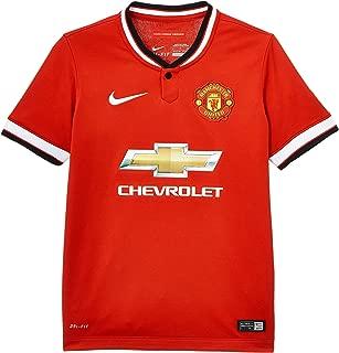 Manchester United Home Stadium Boys Soccer Jersey