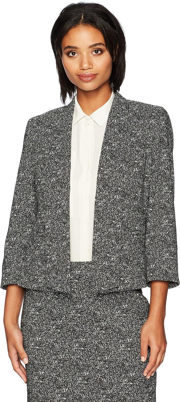Kasper Womens Kellie Woven Jacket Jacket