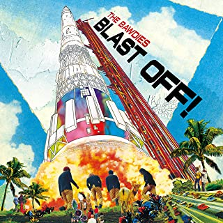 [Album] THE BAWDIES – BLAST OFF! [FLAC 24bit + MP3 320 / WEB]