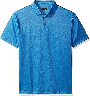 Men's Short Sleeve Motionflux Herringbone Polo Shirt