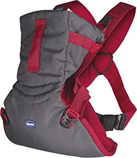 Chicco Canguro Easy Fit Paprika, color Rojo