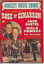 Fawcett Movie Comics-1952-Fawcett-Rose of Cimarron-Jack Buetel-Mala Powers-FN