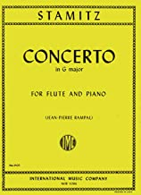 stamitz flute concerto in g major