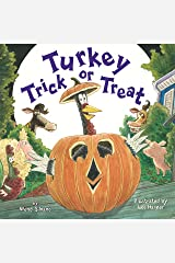 Turkey Trick or Treat (Turkey Trouble Book 3) Kindle Edition