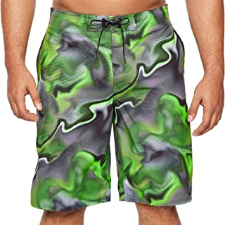 c93af4c7d5 Nike Men's Big and Tall Tie Dye Swim Trunks Shorts