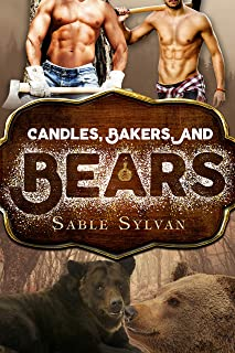 Candles, Bakers, and Bears (Freshly Baked Furry Tails Book 4)