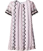 Missoni Kids - Rigato Lace Dress (Big Kids)