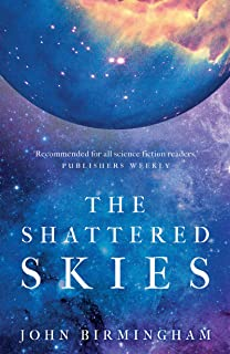 The Shattered Skies (The Cruel Stars Trilogy Book 2)