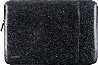 Comfyable 14 Inch Black Glitter Laptop Sleeve for 15 Inch MacBook Pro 2019