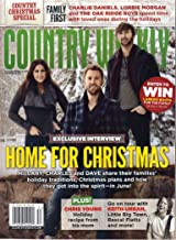 Country Weekly Magazine, Vol. 19, No. 52 (December 24, 2012)