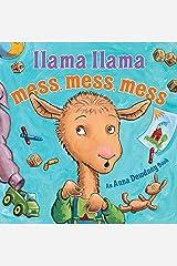 Llama Llama Mess Mess Mess Kindle Edition