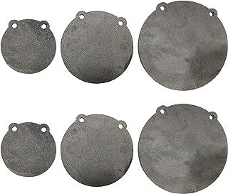 (2) Sets of Titan AR500 Steel Shooting Targets 6