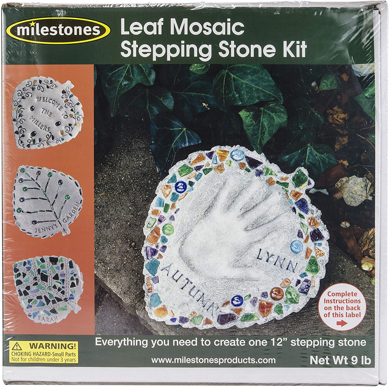 Midwest Products 20 20 Stepping Stone, 20 Inches, Multi Color