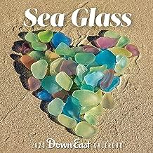 2020 Sea Glass Wall Calendar