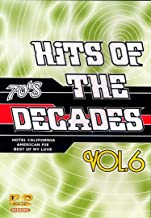 DVD Karaoké Hits Of The Decades Vol. 06 'Années 70-2' [Francia]