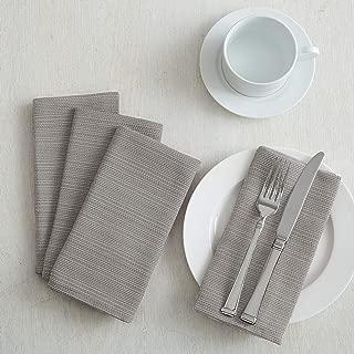 Benson Mills Textured Fabric Tablecloth (18