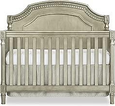 Evolur Julienne 5 in 1 Convertible Crib Pewter/Antique Bronze