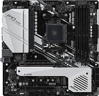 ASRock AMD Ryzen 3000シリーズ CPU(Soket AM4)対応 X570チップセット搭載 Micro ATX マザーボード X570M Pro4