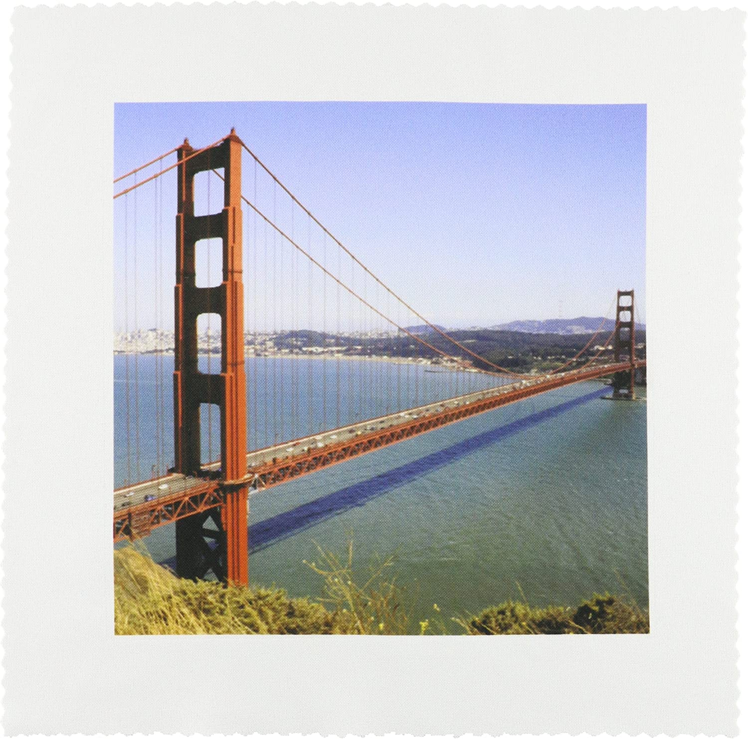3dRose Discount is also underway qs_88140_1 US05 BBA0085 San Golden famous Francisco California