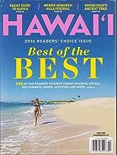 Hawaii Magazine April 2016