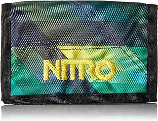 BlurAzul Trims Grigio Nitro Snowboards 2018 Portamonete 14 cm