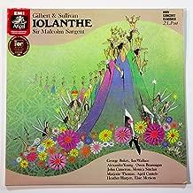 Gilbert & Sullivan: Iolanthe / Sir Malcolm Sargent (HMV Concert Classics)
