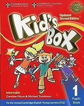 Scaricare Libri Kid's Box Level 1 Pupil's Book British English [Lingua inglese] PDF