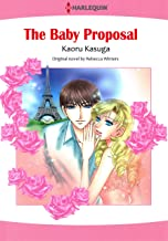 The Baby Proposal: Harlequin comics (English Edition)