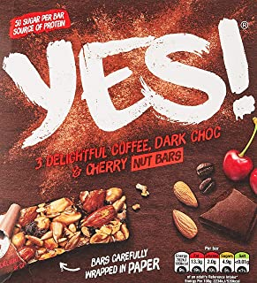 YES! Coffee Cherry and Dark Chocolate Multipack, 3 Count (Pack of 3)