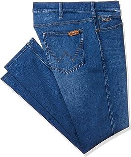 Wrangler Men's Skinny Fit Jeans (W38701W22SMU036033_Jsw-Indigo_36W x 33L)