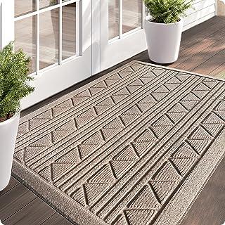 Door Mat - Absorbent Door Mat Indoor - Inside Door Mats - Front Door Mats - Welcome Mat - 18x30 Doormat - Doormats for Out...
