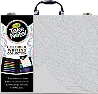 Take note! Colorful Writing Collection