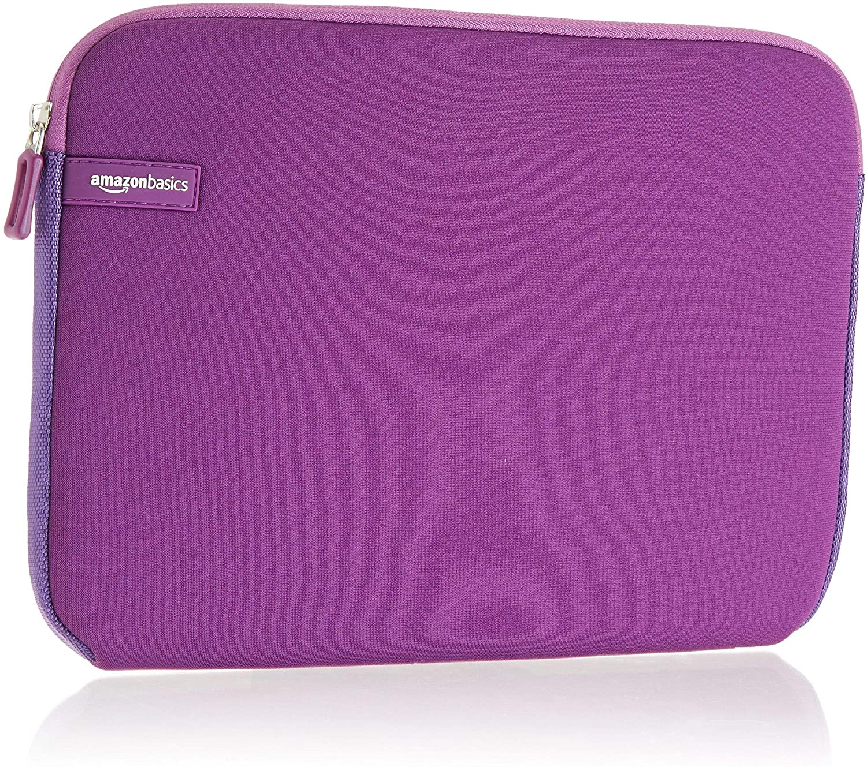 Amazon Basics 11.6-Inch Laptop Sleeve - Purple