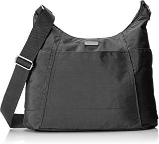 Hobo Tote - Lightweight, Water-Resistant Travel Purse With Multiple Pockets and Removable Wristlet