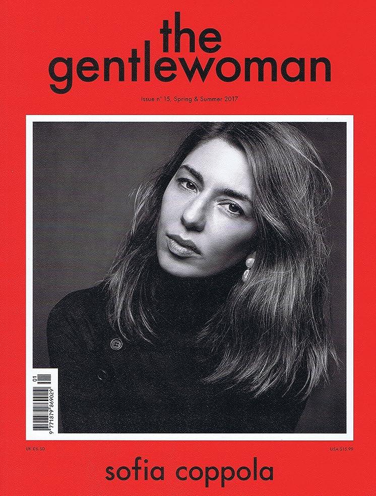 派生する抜粋散らすGentle Woman [UK] Spring - Summer 17 2017 (単号)