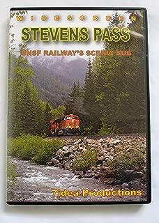 bnsf stevens pass