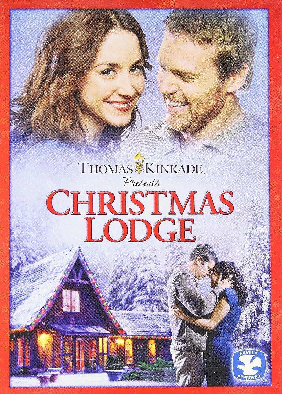 The Christmas Lodge DVD