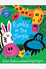 Rumble in the Jungle Kindle Edition