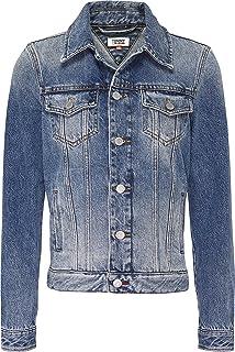 Tommy Hilfiger Regular Trucker Jacket Irnm Chaqueta para Mujer