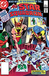 All-Star Squadron (1981-) #1