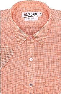 Arihant Men's Slim Fit Formal Shirt