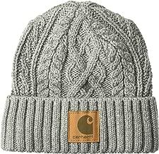 Carhartt Boys' Toddler Acrylic Watch Hat, Dark Grey,
