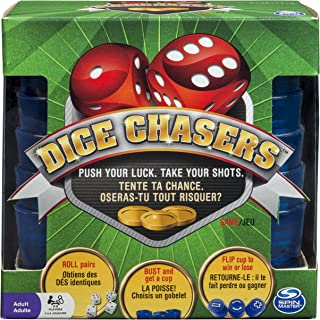 Dice Chasers Board Game