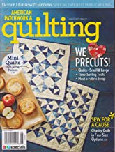 american patchwork and quilting august 2017